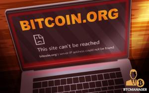 هک شدن وب سایت Bitcoin.org برای چندین بار پیاپی و ایجاد نگرانی برای کاربران
