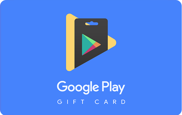 google play giftcard